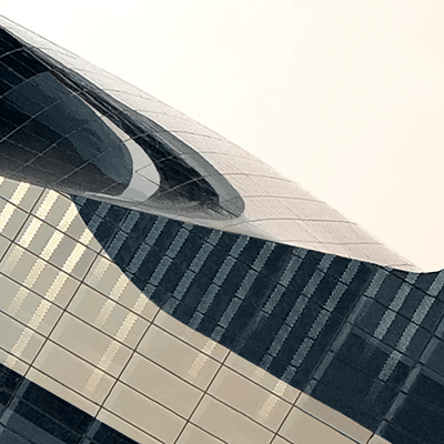 complex facade geometry